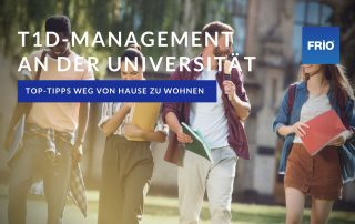 T1D-MANAGEMENT AN DER UNIVERSITÄT